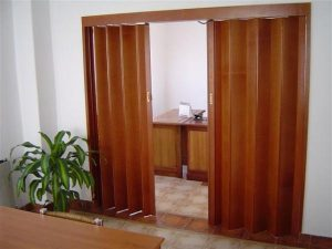 Puerta Plegable