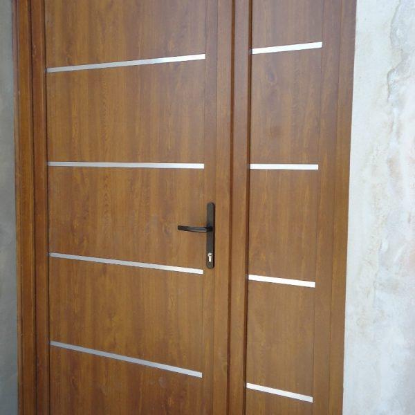 Puerta pvc abaroa amoblamientos y servicios para el - Puerta plegable de pvc ...